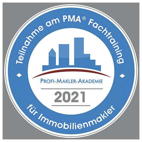 Teilnahme am Fachtraining 2018, Profi-Makler-Akademie